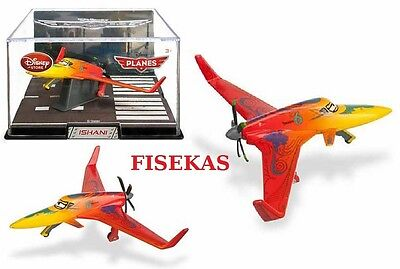 Disney Store Planes Collector Display Case ISHANI Indian Die Cast 1:43 scale NEW