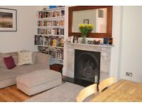 A beautifully presented, first floor one-bed flat on one of Brixton's most desirable avenues