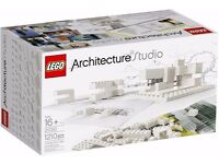 Lego Architecture 21050 Studio / Studio Toys/Spielzeug