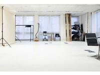 Medium Sized Photography Studio in Zone 1, London EC1