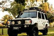 2014  Toyota Landcruiser Workmate Manual 4x4 LOTS OF EXTRAS Welshpool Canning Area Preview
