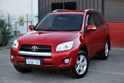 2011 Toyota RAV4 Altitude Auto  MY12 Welshpool Canning Area Preview