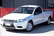 2009 Ford Falcon FG Super Cab White 4 Speed Sports Automatic Cab Welshpool Canning Area Preview