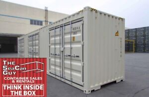 NEW 2018 SHIPPING CONTAINERS / SEACANS / STORAGE FOR SALE