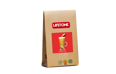 Turmeric,Coconut Latte,Turmeric Blend with Coconut,Honey,4more spices,20Sachets
