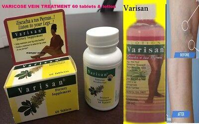 Natural Varicose Vein Treatment   Spider Vein Treatment Tab   Lotion
