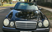 2000 Mercedes E 230 Classic Tweed Heads Tweed Heads Area Preview