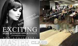Remy Russian Hair Extension Training Courses Via Lady Monaco Port Adelaide Port Adelaide Area Preview
