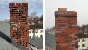 masonry and chimney repairs *red seal 40 years experience