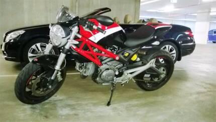 Ducati 696 Monster Track Bike + Loads of Spares Sydenham Marrickville Area Preview