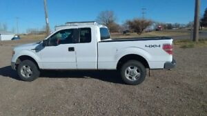 4x4 Ford F-150 2009