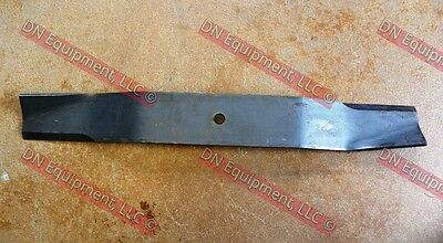 Set Of Three 3 Work Saver 60 Fm560 Finish Mower Blades Part Number 651065