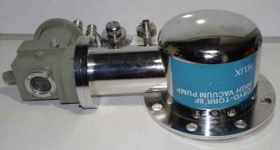 Cti-cryogenics Cryo-torr 8f High Vacuum Pump