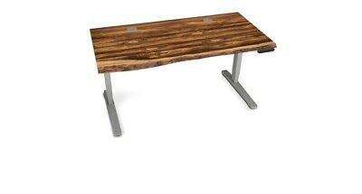 Uplift V2 Adjustable Sitstand Desk - New - Solid Pheasantwood