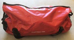Caribee 80L Expedition Waterproof PVC Rolltop Gear Bag Bedfordale Armadale Area Preview