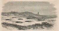 C1276 Sépultures D'indiens Manaos - Xilografia D'epoca - 1867 Vintage Engraving -  - ebay.it