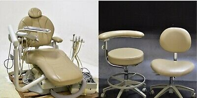 Pelton Crane Sp30 Dental Chair Operatory Package 2 Stools - 85064
