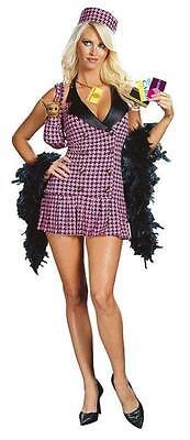 Shop-a-Holic Cher Hilton Clueless Sexy Adult Costume Medium 8-10](Clueless Cher Costume)