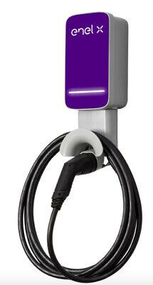 Wallbox KfW: Enel X 11kW JuiceBox 2.01 Elektroauto Ladegerät mit 5m Kabel