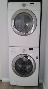 Stackable washer/dryer - excellent condition.