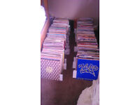 70S AND 80S 12 INCH SINGLES AND ALBUMS.