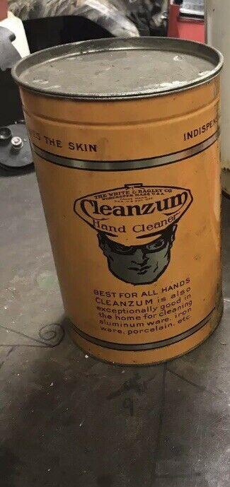 original Cleanzum oilzum Oil can