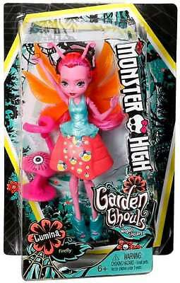 Mattel - Monster High Garden Ghouls Critters - Lumina - New