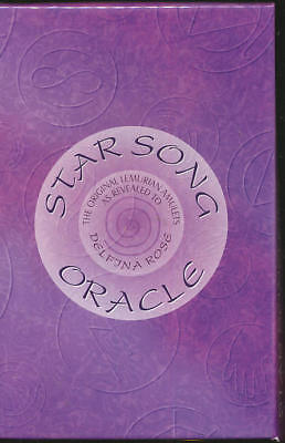 Star Song Oracle: The Original Lemurian Amulets As Revealed to Delfina Rose