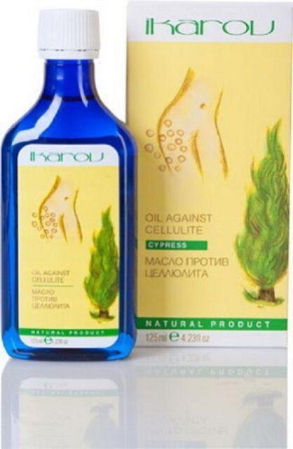 100% NEW  Massage Body Oil Cypress Anti Cellulite treatment SLIMMING FAT BURNING