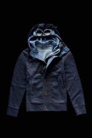 CP company jacketx isko denim