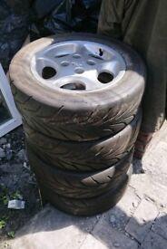 R888 106 GTI Tyres Track Wheels Alloys