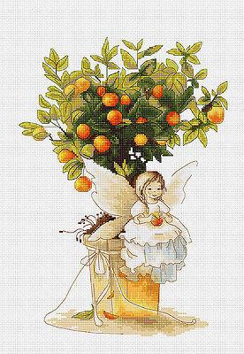 Mandarin Cross Stitch Kit