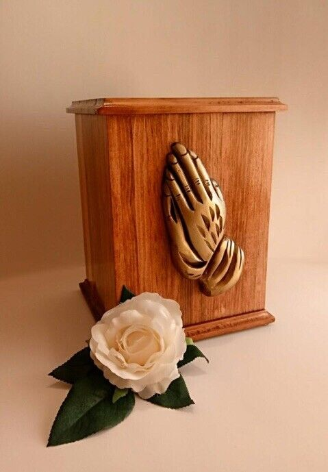 Handmade Antique Wooden Urns For human Ashes