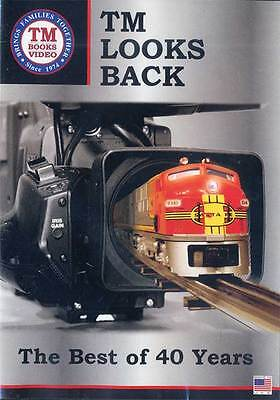 TM Looks Back The Best of 40 Years DVD NEW model toy trains Lionel Hi-rail