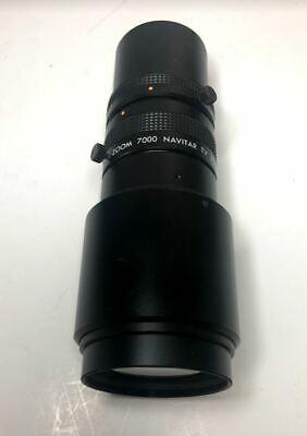 Zoom 7000 Navitar Tv Zoom Lens