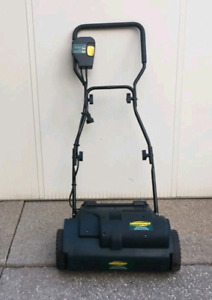 "Yardworks 14"" Electric Lawn Thatcher"