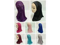 Scarf/hijab stock