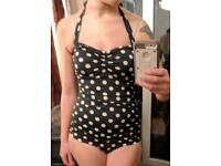 Bathing suit retro size 6