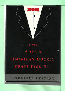 1991 Arena American Draft Pick Hockey Set Regina Regina Area image 1