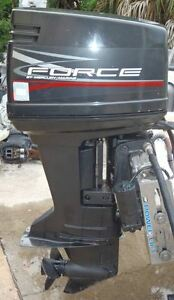 Trade 75hp 2 stroke outboard for 4 stroke of equal value