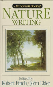The Norton Book of Nature Writing (hardcover)