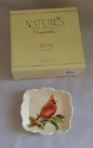 Marjolein Bastin Nature's Journey Cardinal Bird Holiday Spoon Rest NIB 16977 HTF