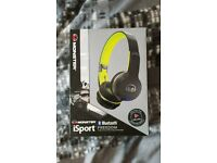 Brand New Monster iSport Freedom Bluetooth Headphones