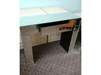 Mirror dressing/console table