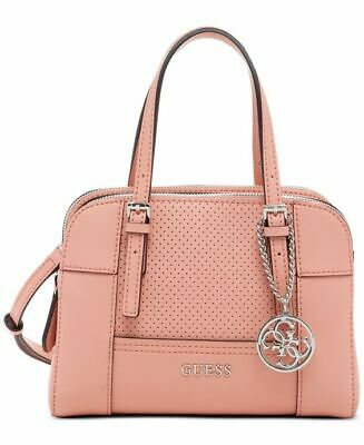 NEW GUESS CORAL HUNTLEY CALI SATCHEL BAG HANDBAG PURSE