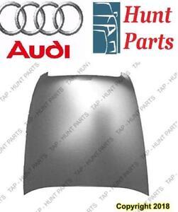 All Audi Hood Bumper Cover Front Rear Fender Grille Absorber Couverture Pare-Chocs Arrière Avant Aile Capot Absorbeur