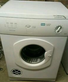 Creda vented tumble dryer. Can deliver