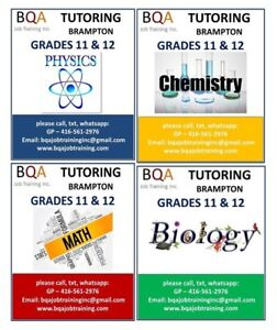 TUTORING FOR MATH PHYSICS CHEMISTRY BIOLOGY ONE TO ONE
