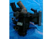 FORD MONDEO MK3 2.0 TDCI WATER PUMP WITH HOUSING AND MORE PARTS