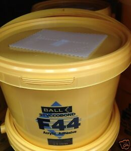 F.Ball Styccobond Vinyl F44 Flooring Adhesive 2.5 Litre/ Solvent Free Acrylic